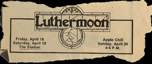 Luthermoon Logo