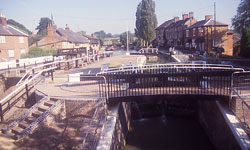 Lock and Canal Museum at Stoke Bruerne